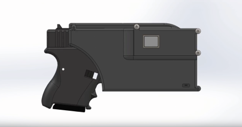 Tandon Group Wins $1 Million for Smart Gun Holster