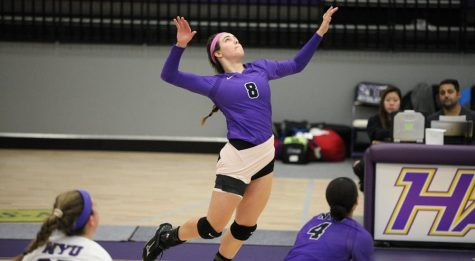 Women's Volleyball Falls Short in Seasonal Debut