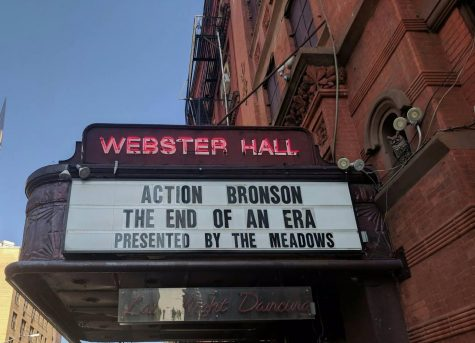 End of An Era for Webster Hall