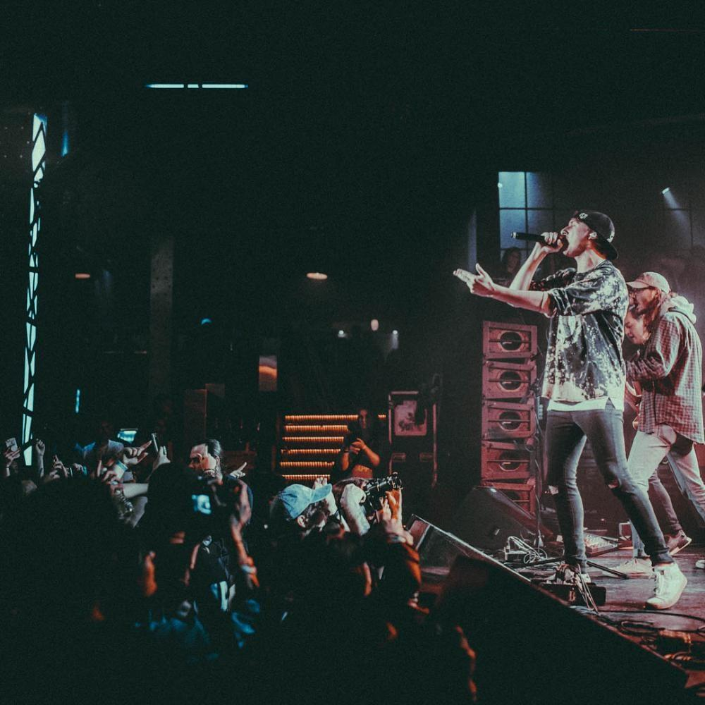 State+Champs+played+an+intimate+and+high+energy+show+at+White+Eagle+Hall.