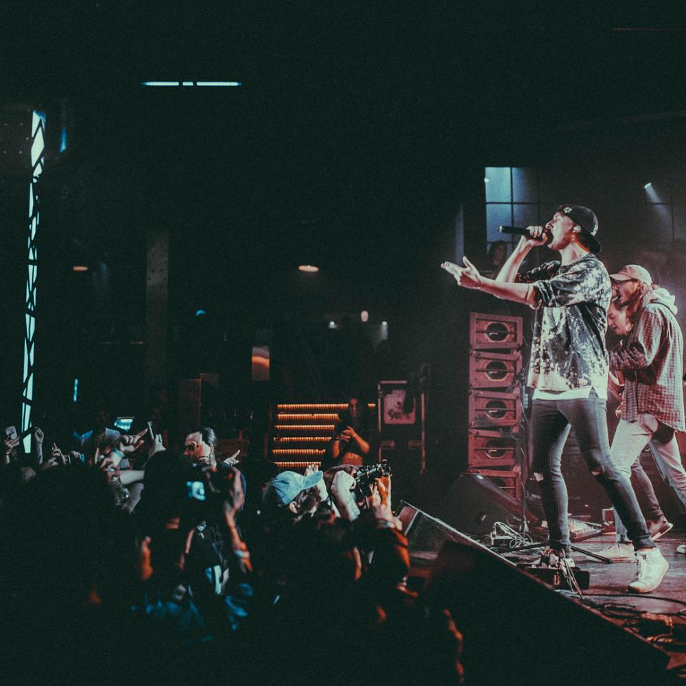 State Champs played an intimate and high energy show at White Eagle Hall.