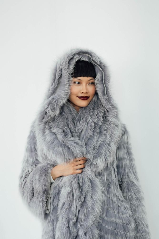 A classic and easy way to take any outfit to the next level is to add fur.