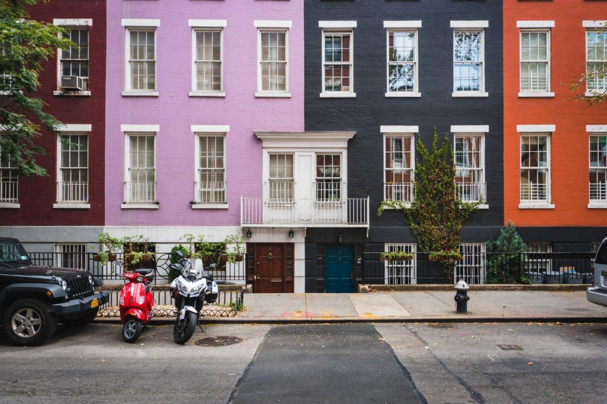 MacDougal+Street+is+a+great+assembly+point+with+colorful+buildings+and+delicious+food+from+all+over+the+world.+