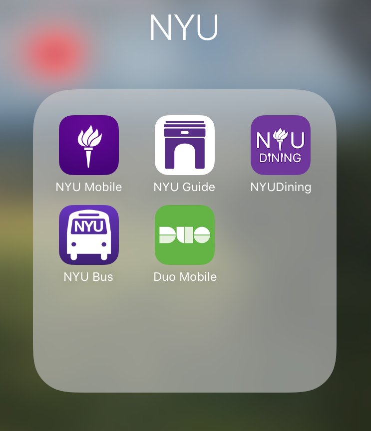 NYU IT has implemented multi-factor authentication to add another layer of security to academic sites.