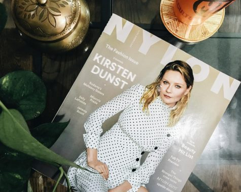 Nylon's Print Hits the Shredder