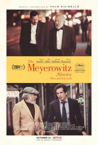 NYFF 2017: Family, Frustrations and Fine Art in 'The Meyerowitz Stories'