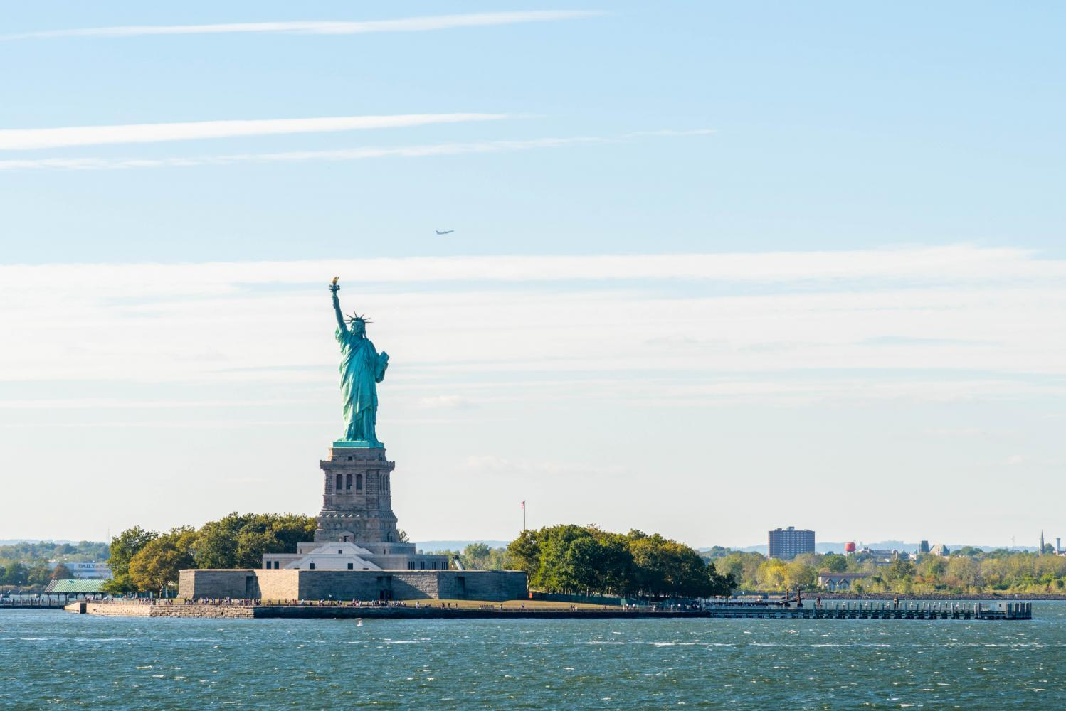 Just a ferry ride away, Staten Island is the perfect place for students to get away from the bustling city. Some attractions include seeing the Statue of Liberty, Freshkills Park and Sailor's Snug Harbor & Botanical Gardens.