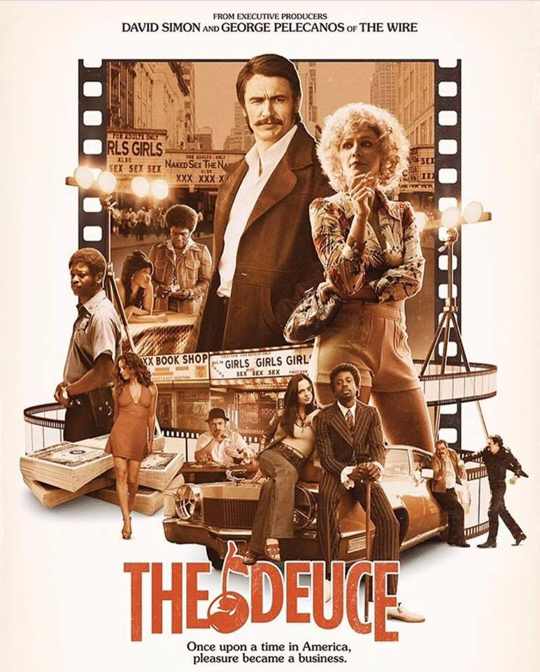 """Dominique Fishback, from the HBO show """"The Deuce"""", sat down with WSN to discuss her role as a sex worker in New York in the 1970s and the larger themes that her character represents."""