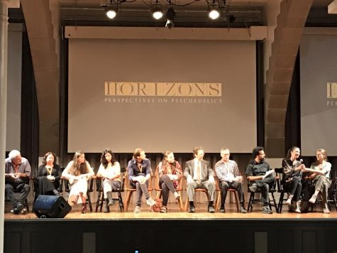 NYU Professors at Horizons Conference Share Psychedelic Research