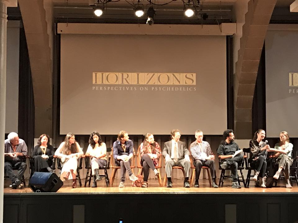 Should psychedelic therapists be required to try their own medicine? NYU professor Elizabeth Nielson brought up the issue in her talk at the annual Horizons Conference held at Cooper Union on Oct. 6-8.