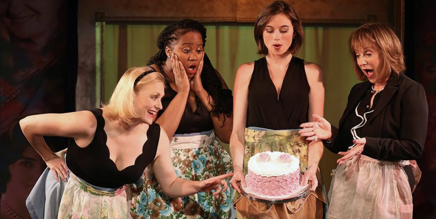 """The new off-Broadway show """"This One's for the Girls"""", is performed by four women who transform into female heroines from the past 100 years like Princess Diana and Malala Yousafzai. Catch the show every Friday and Saturday at St. Luke's Theatre."""