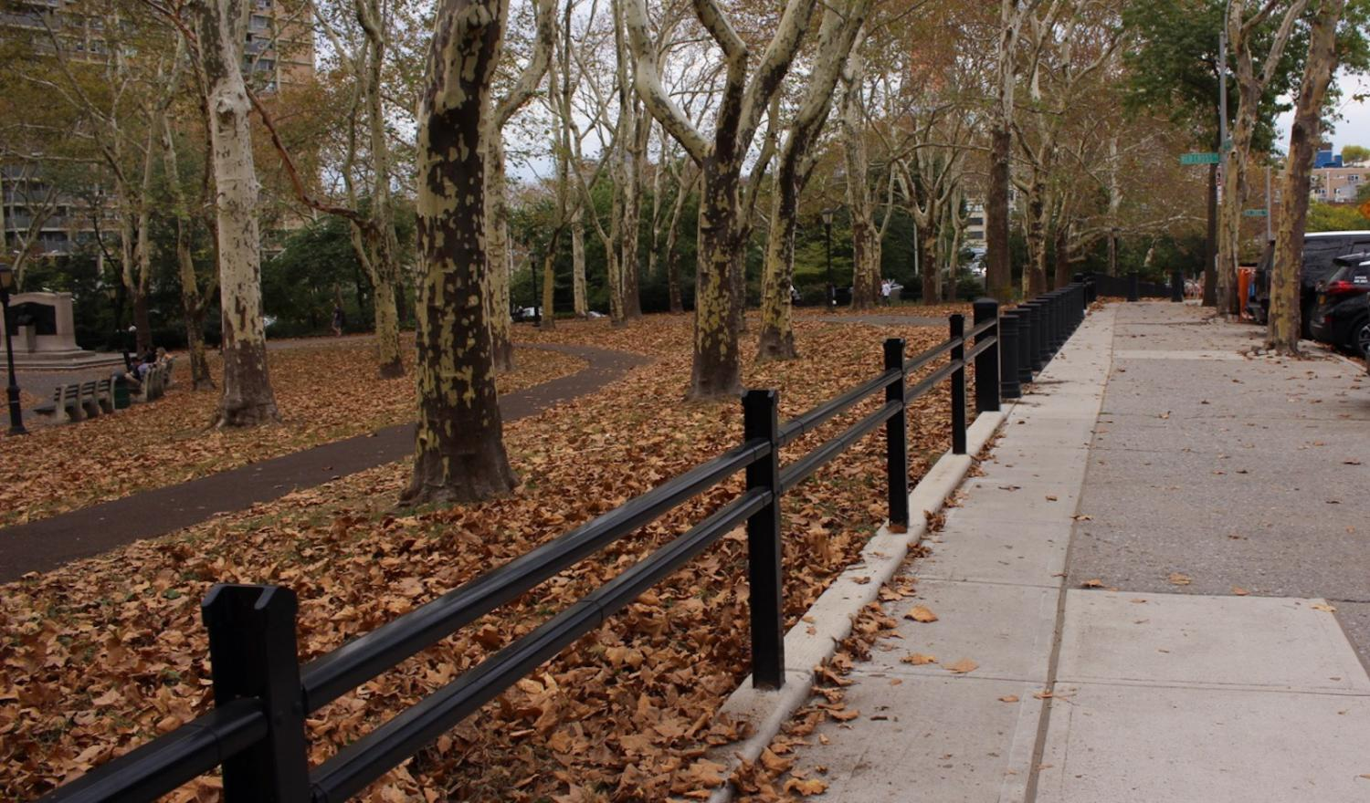 Its fall again, and that means pumpkins. Find pumpkin spice in the air, or real one in Central Park.