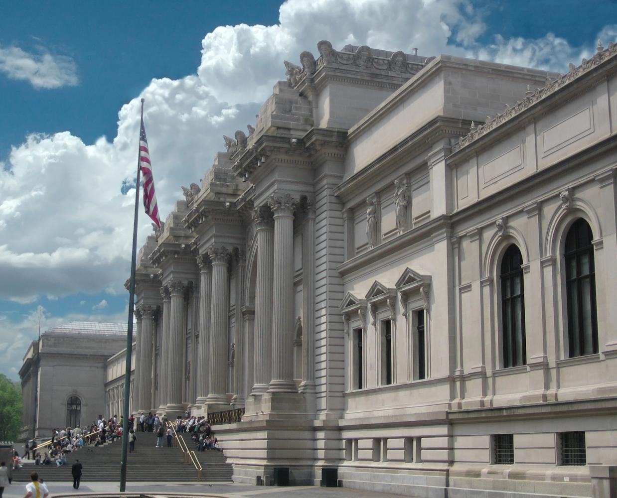 The Met is one of the world's largest art museums and is home to over 2 million works.