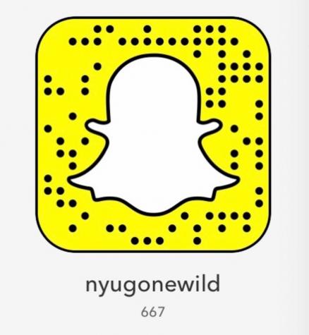 NYUGoneWild Nudes Snapchat Revived by Stern Senior