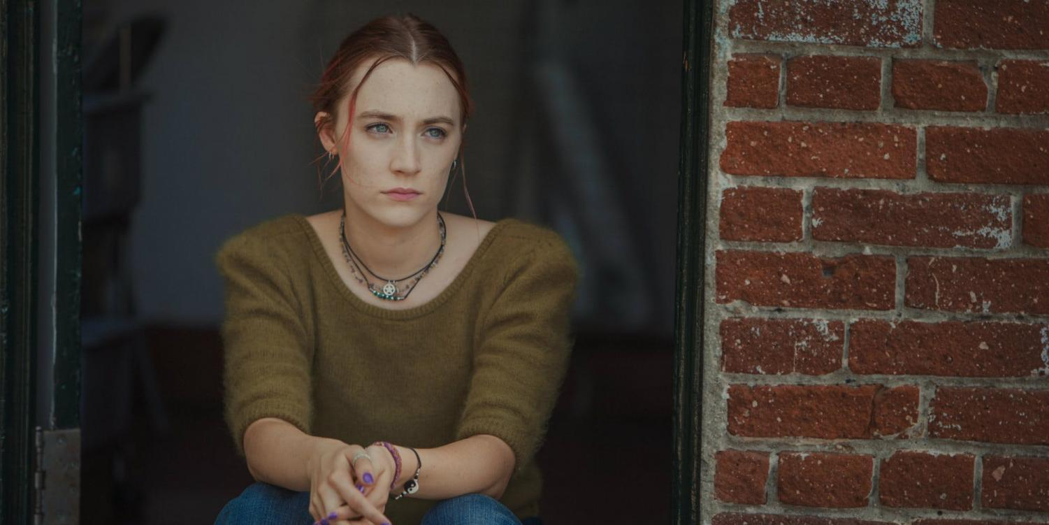 """Lady Bird"" is a coming of age story of a girl and her troubled relationship with her parents."