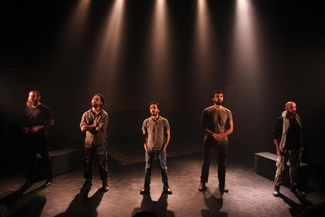 Freedom Theater's 'The Siege' Arrives at Skirball