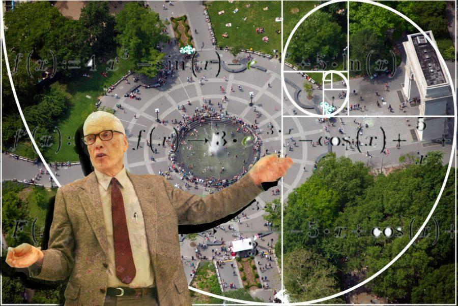 Professor+Samuel+Berger+routes+a+path+through+Washington+Square+Park+using+quantum+computing.