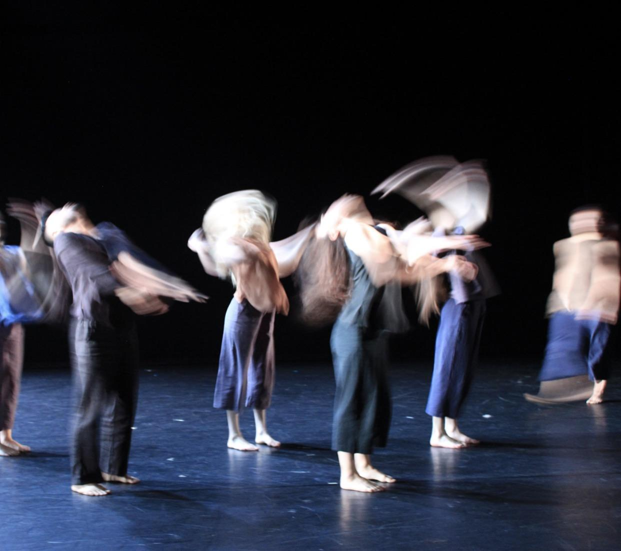 NYU Tisch Dance held a Master Performance Workshop in the Jack Crystal Theatre, including 5 works created collaboratively by undergraduate and graduate students.