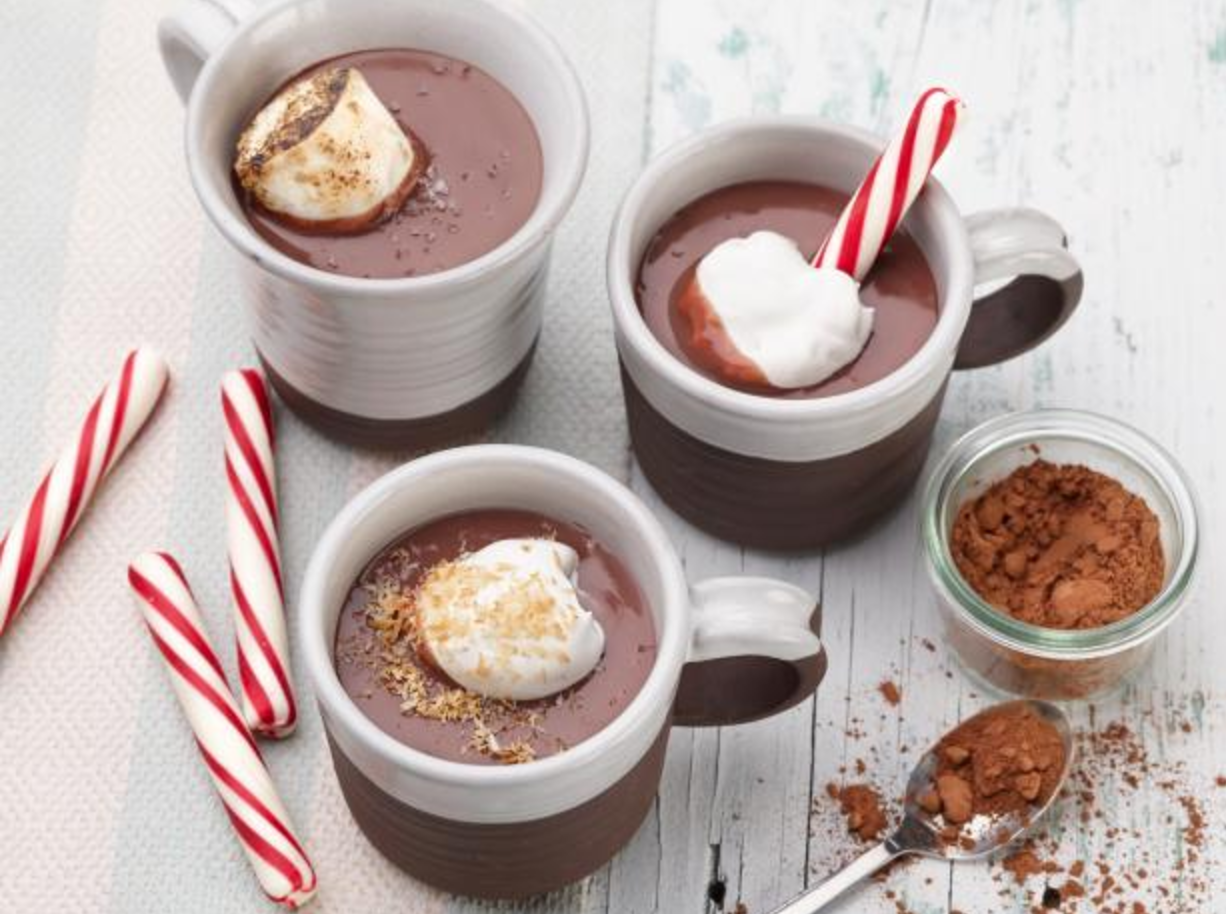 This week WSN staff discuss their favorite seasonal beverages like drinking hot chocolate for Christmas season.