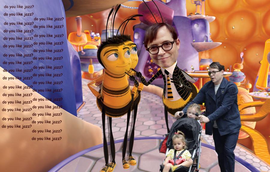 HUMOR: Shocked Student Discovers Matthew Broderick in Bee Movie