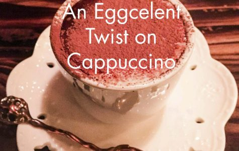 An Eggcelent Twist on Cappuccino