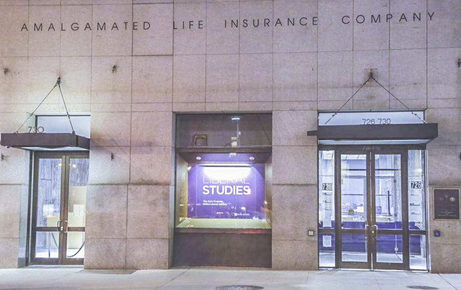 The NYU MetroCenter is housed at 726 Broadway, which is also the location of many other major NYU facilities, such as the Liberal Studies.