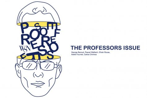 The Professors Issue