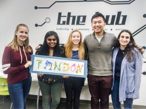 Tandon Students Take Professors to Lunch for Free