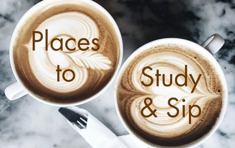 Places to Study and Sip