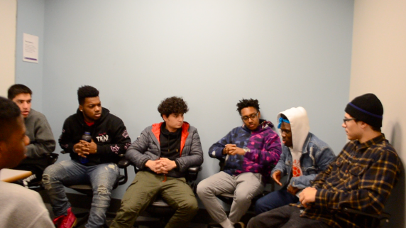CAS freshman Ryan Kelly discusses the social community within NYU Vibes