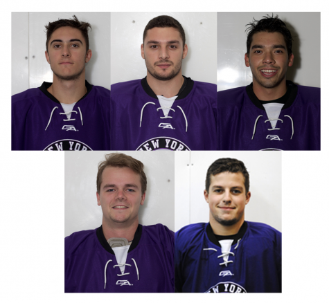 NYU Hockey Falls Short During Latest Game