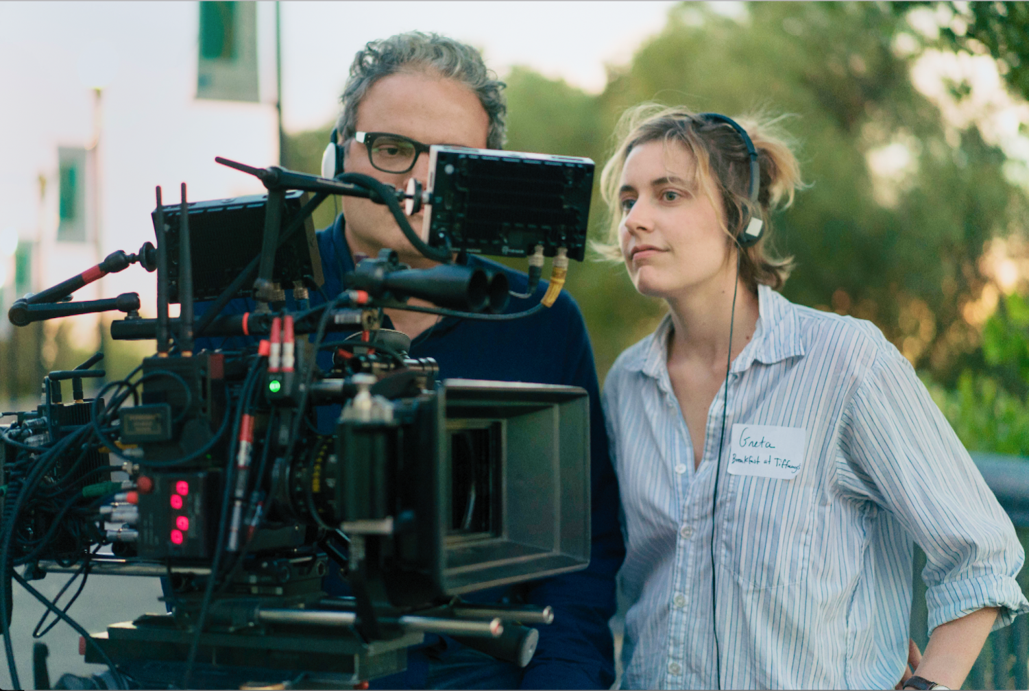 """Greta Gerwig's film """"Lady Bird"""" is her directorial debut and is the best reviewed film of all time on Rotten Tomatoes with a rating of 100%."""