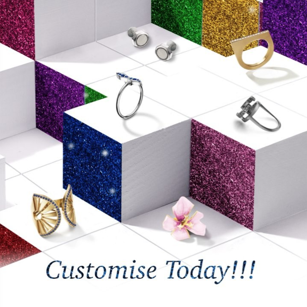 London-based fine jewelry line Banneya offers a simple customer-centric process in which customers are able to edit and decorate whatever they'd like, essentially creating their own luxury pieces online with the guidance of a professional jewelry designer they are paired with.