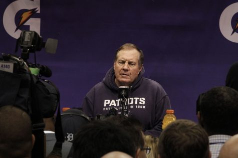 Win or Lose, the Patriots Are Still on Top