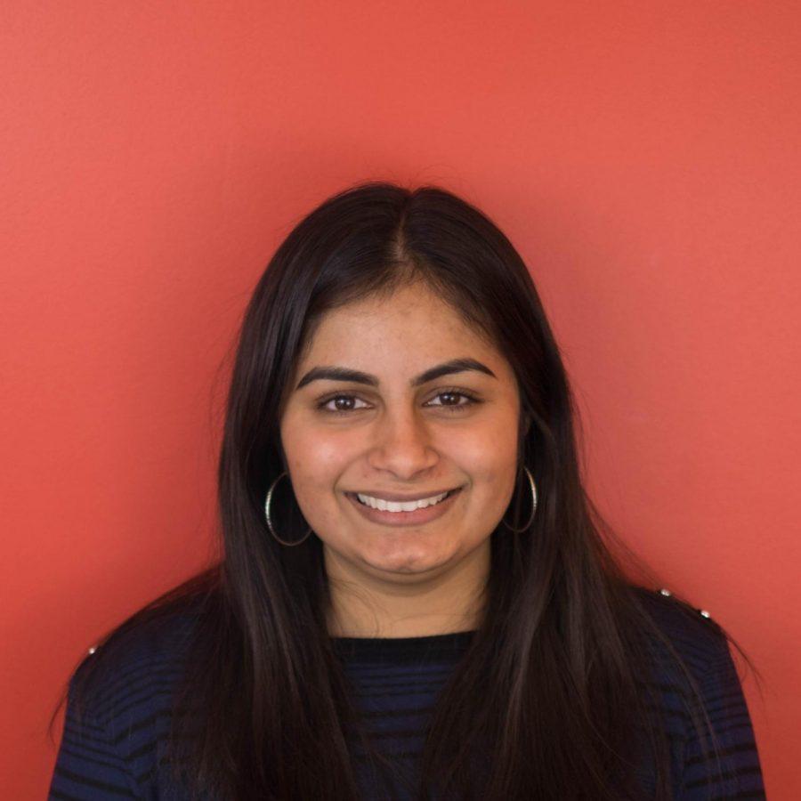 News Editor Sakshi Venkatraman
