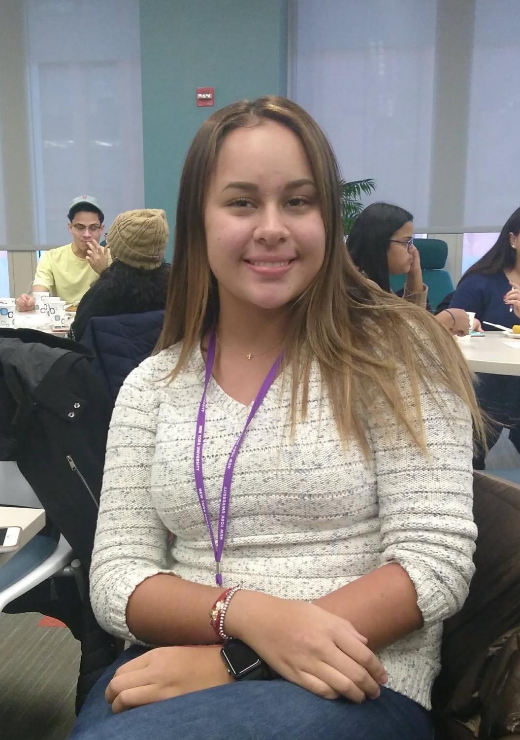 Salome Ramirez, a CAS junior part of the Hurricane Maria Assistance Program, discusses the struggles her and her family went through during the national disaster. Ramirez continues her studies in journalism at NYU with a minor in Psychology.