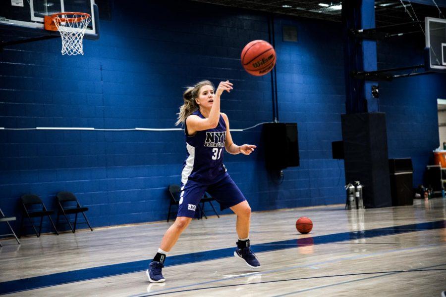 Kaitlyn Read: The Star of NYU Women's Basketball