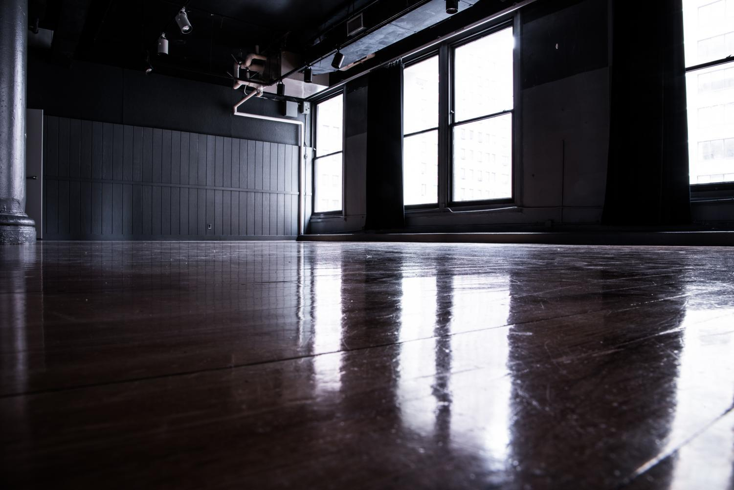 Studio 3 of the Experimental Theater Wing is one of many studios at Tisch School of the Arts.