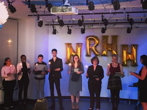 NRHH Lights the Torch for a New Beginning