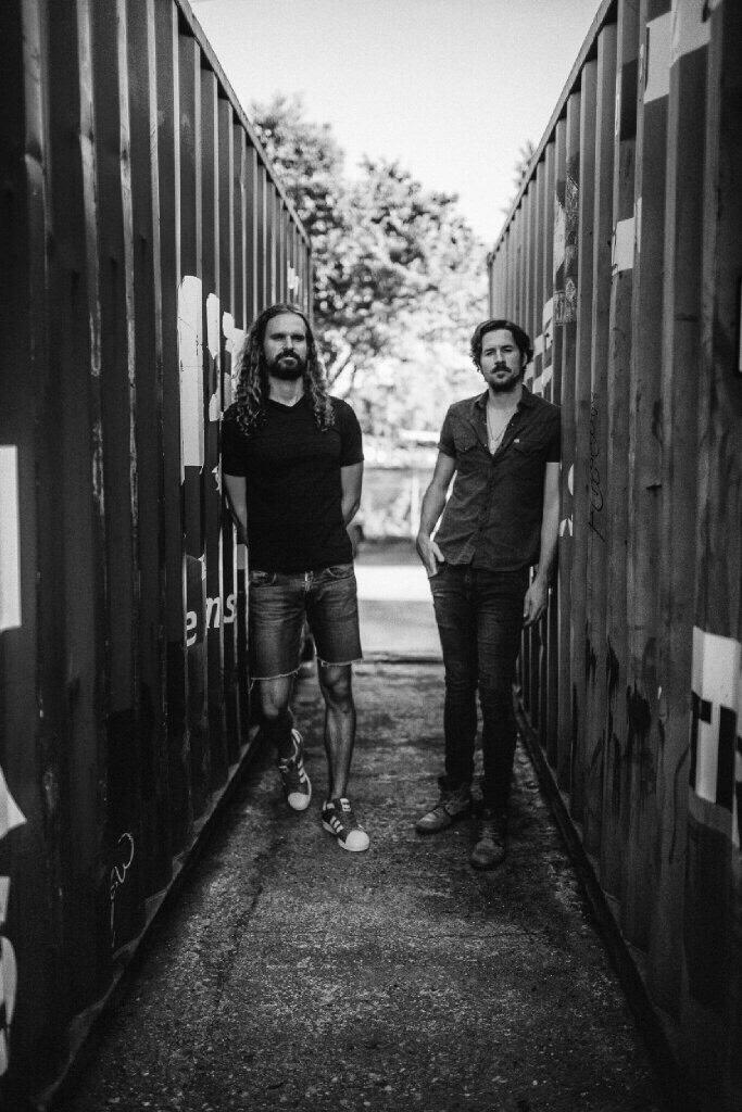 Black Pistol Fire played a high octane opening set at Irving Plaza on Feb. 15.