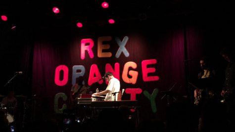 Rex Orange County Makes Lively US Debut