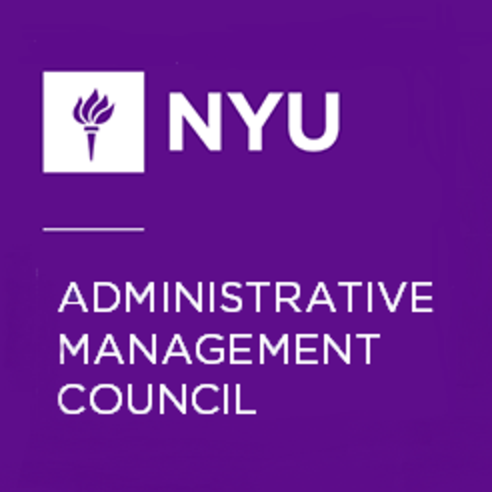 The NYU Administrative Management Council was part of the Feb. 8 University Senate meeting to discuss problems addressed by student senators.