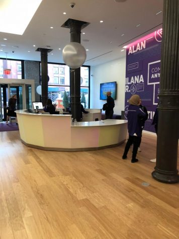 NYU Unveils New Admission Center to Welcome Record Number of Applicants