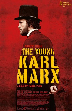 Meet 'The Young Karl Marx'