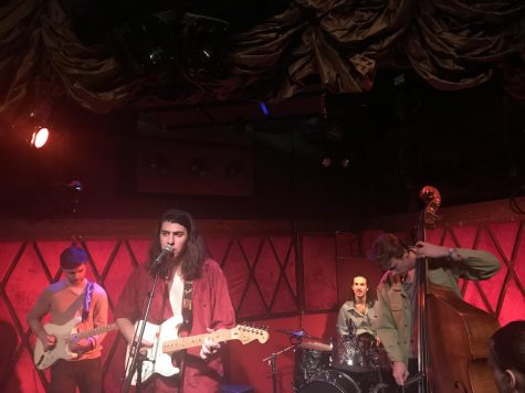 The Misters Bring Fervor to Rockwood Music Hall