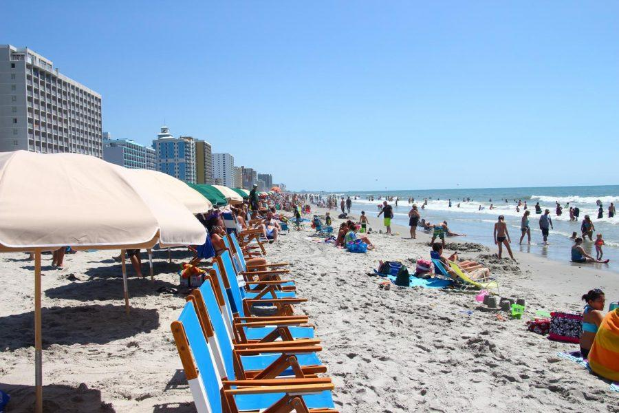 Myrtle+Beach%2C+a+popular+and+affordable+spring+break+destination+for+NYU+students.