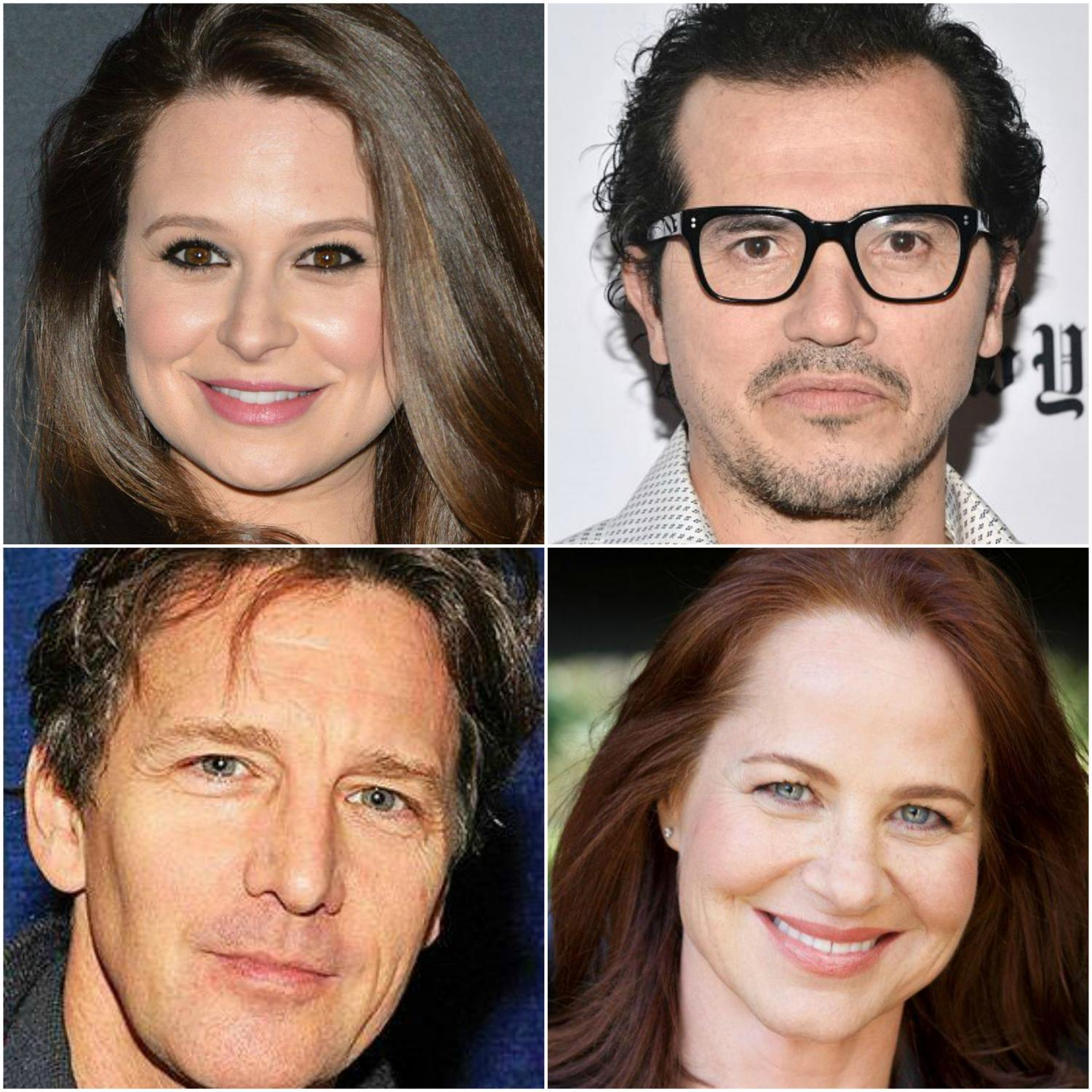 NYU alumni Katie Lowes, John Leguizamo, Andrew McCarthy and Deirdre Lovejoy, who were among those mentioned in a recent New York Times article for buying bots from the company Devumi.