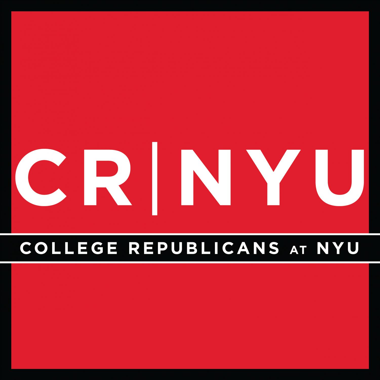 The NYU College Republicans logo.