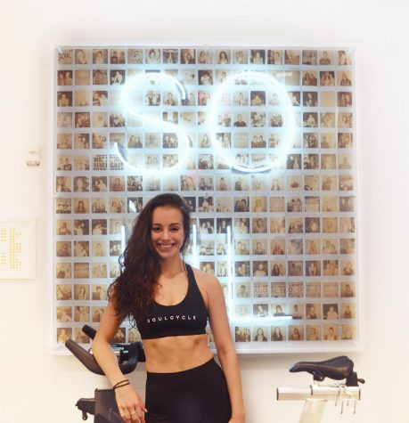 Sweat with Sophia Goldstein of SoulCycle