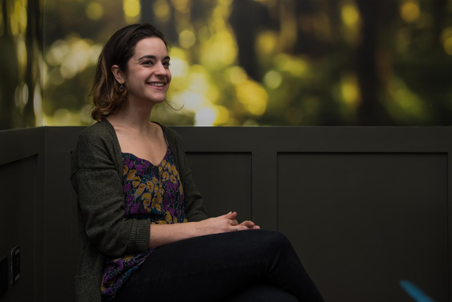 Alyssa Petersel (LMSW '17) is the CEO and Founder of My Wellbeing, a company that promotes mental health by connecting people with therapists and health resources.